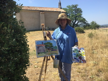 painting-holidays-provence